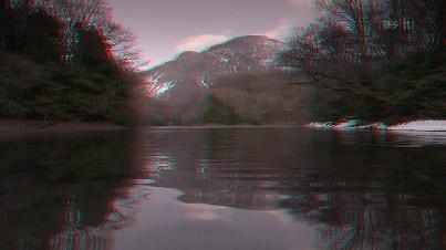 Imagem com duas camadas de cor