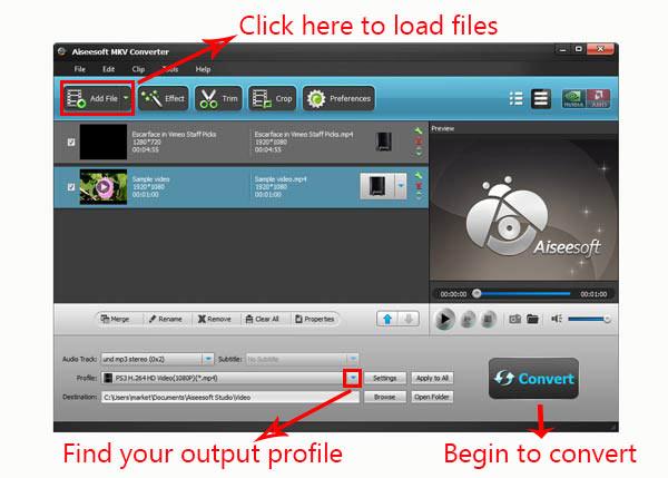 Siga os passos para converter seus arquivos com facilidade