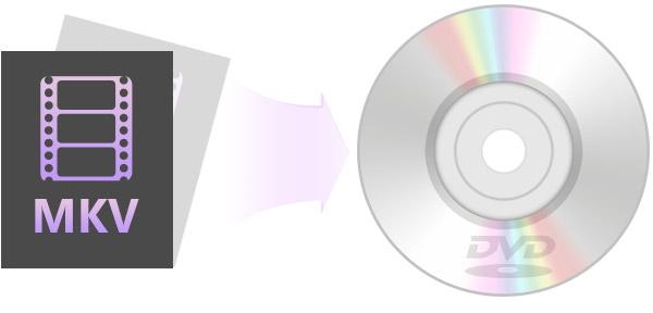 Grave seus vídeos MKV em um DVD