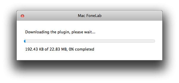 Faça o download do plug-in