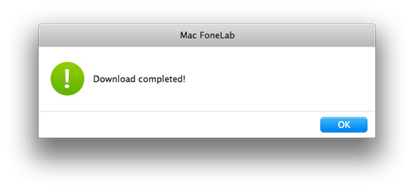 Aguarde o download terminar