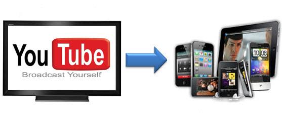 Assista vídeos do YouTube em seus dispositivos