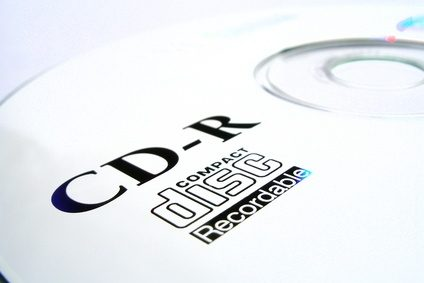 Grave suas músicas em um CD