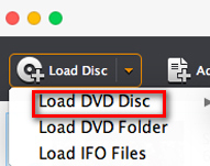 Abra seu DVD no programa
