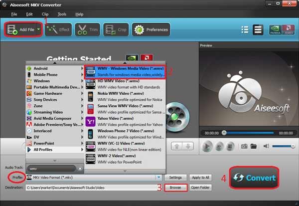 Converter seu vídeo é fácil com o Video Converter Ultimate