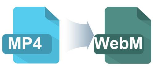 MP4 para WebM