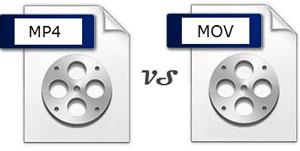 MP4 vs MOV
