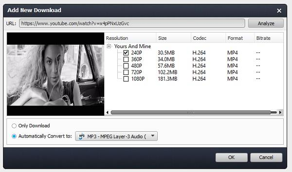 Use o Video Converter Ultimate para baixar vídeos do Youtube