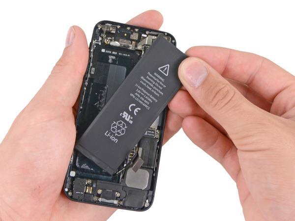 Trocar a bateria do iPhone