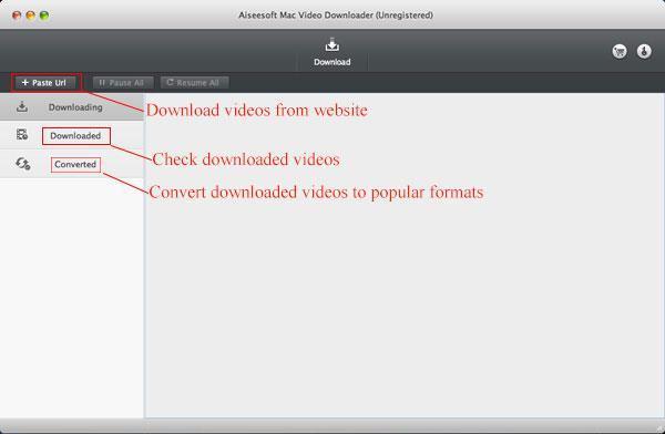 Instale e abra o Video Converter Ultimate para Mac