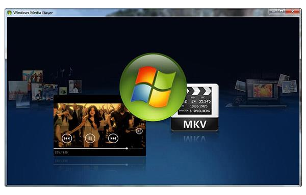 Assista MKV no Windows Media Player