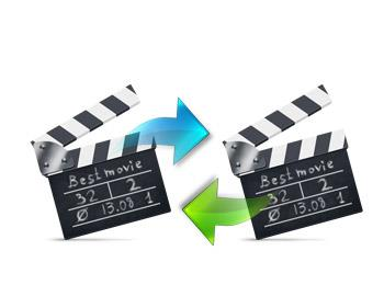 Converta seus vídeos