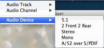 Ajuste as configurações de áudio