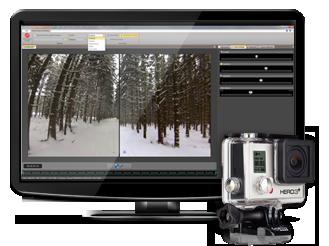 ProDAD ProDrenalin -  editar vídeos go pro