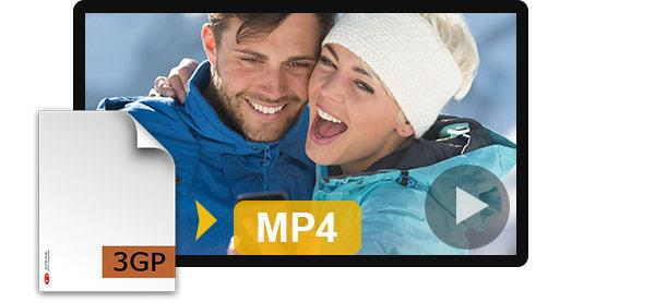 3GP para MP4