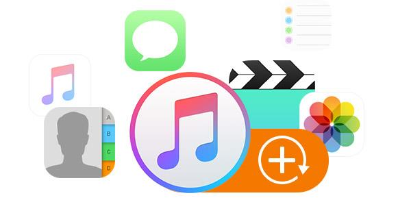 Backups do iTunes
