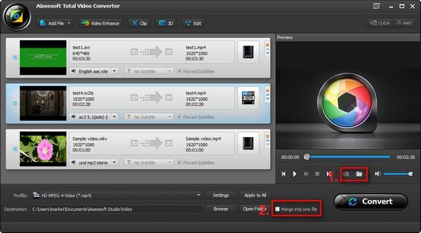 Tire screenshots e una seus vídeos
