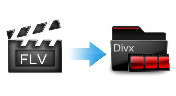 FLV para DivX