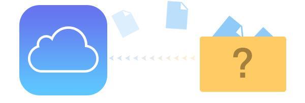 O que é incluído no backup do iCloud?