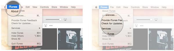 Atualize seu iTunes