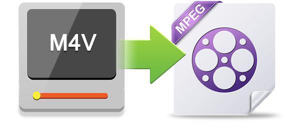M4V para MPEG
