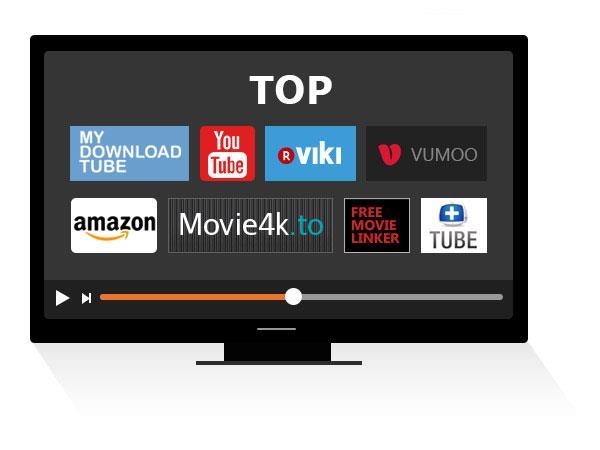 10 Melhores sites de filmes online