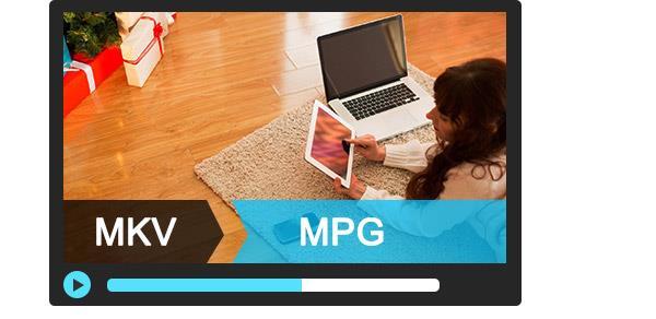 MKV para MPG