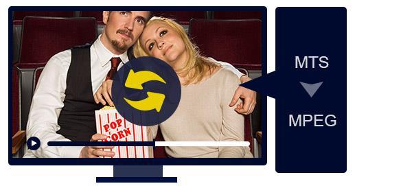 MTS para MPEG