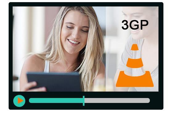 Reproduzir vídeos em 3GP