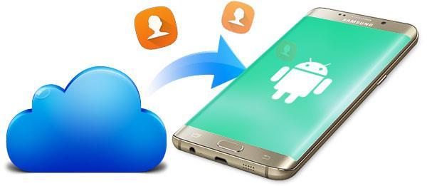 Transferir contatos do iCloud para o Android