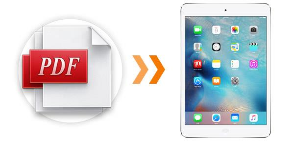 Transferir arquivos PDF para um iPad