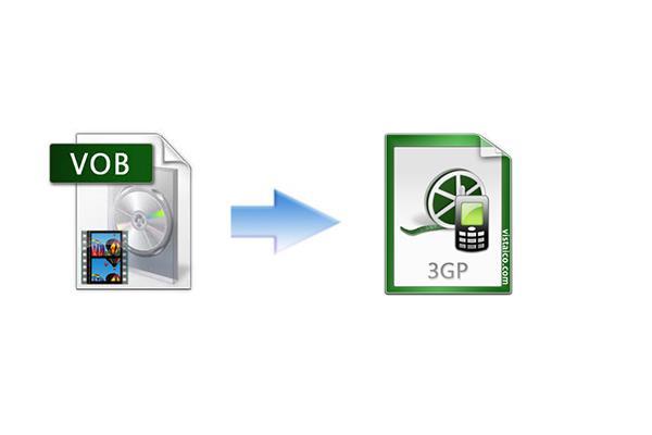 VOB para 3GP