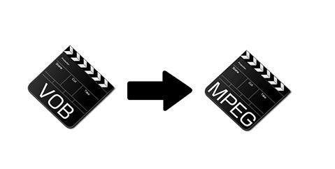 VOB para MPEG