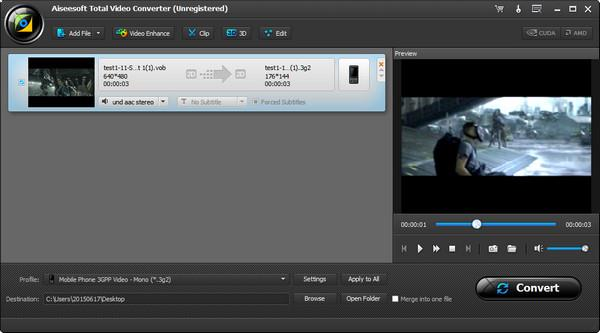 Converta seus arquivos VOB para MPEG