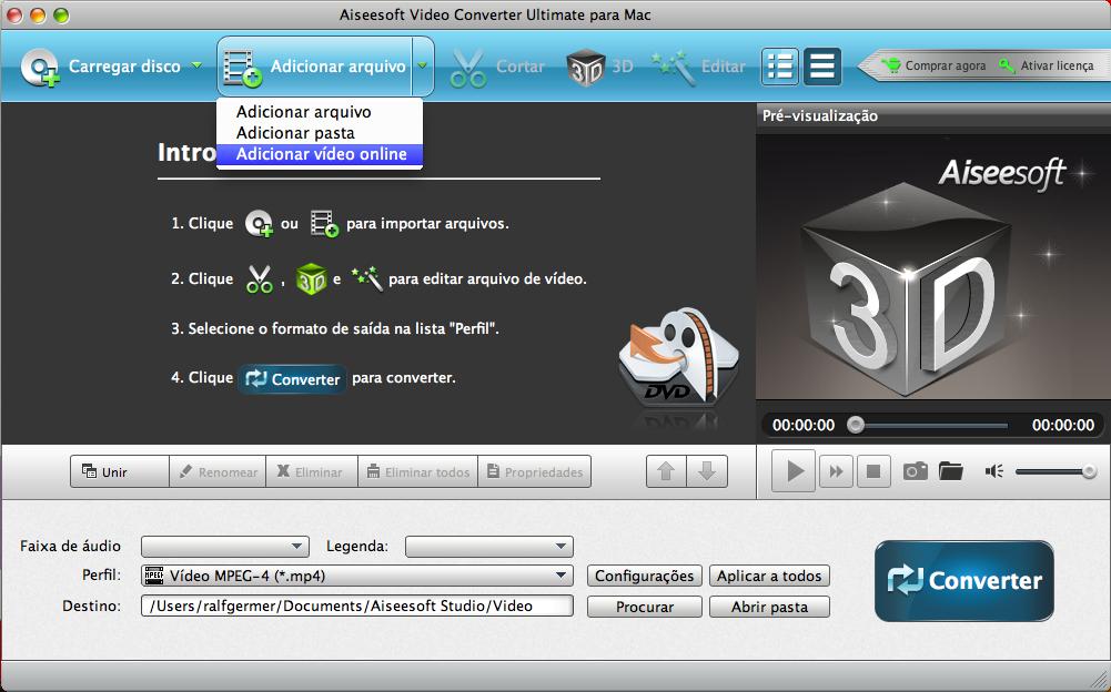 Aiseesoft Video Converter Ultimate para Mac