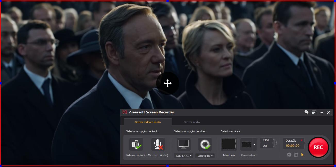 Gravar vídeos em streaming