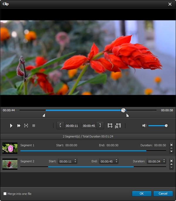 Edite seu vídeo