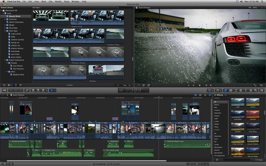 Apple Final Cut Pro X2
