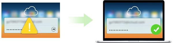 Como recuperar sua senha do iCloud