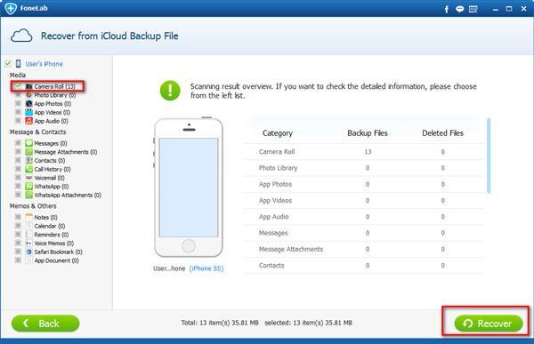 Salve seus arquivos do iCloud no computador