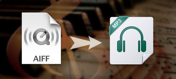 Converter arquivos AIFF para MP3