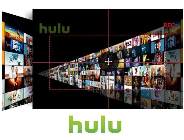Como gravar vídeos do Hulu