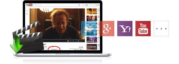 Baixe vídeos de qualquer site