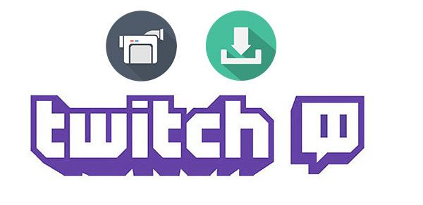 Baixe vídeos do Twitch