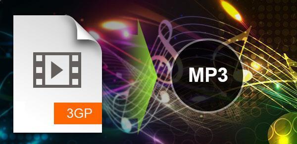 Converter arquivos 3GP para MP3