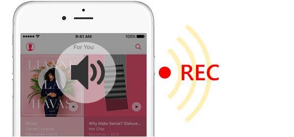 Como gravar áudios em um iPhone