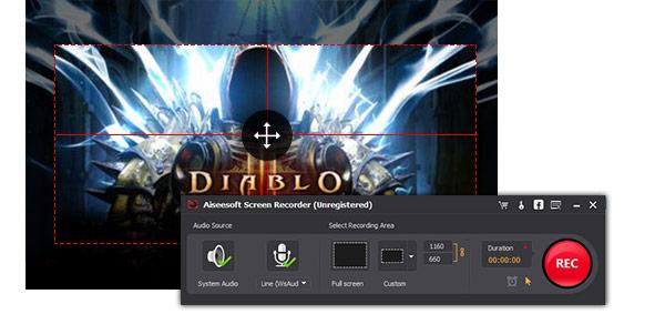 Grave partidas de Diablo 3