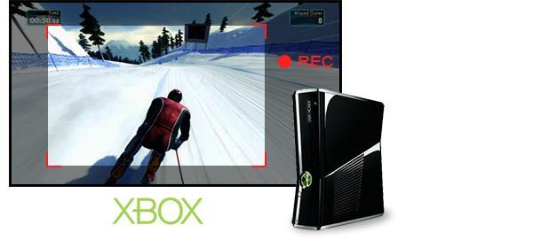 Como gravar partidas de jogos no Xbox 360