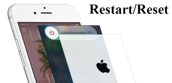Como resetar seu iPhone