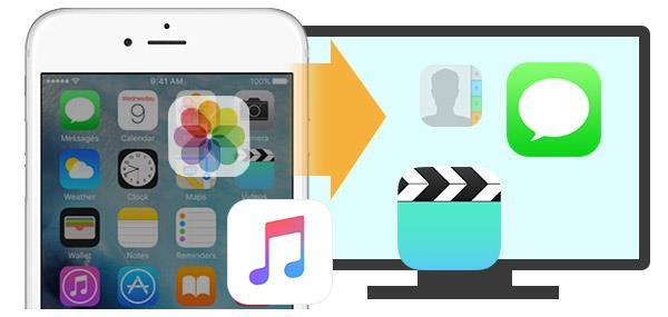 Como sincronizar um iPhone com um PC novo